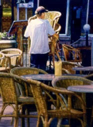 Alan Wylie Lunch Is Over