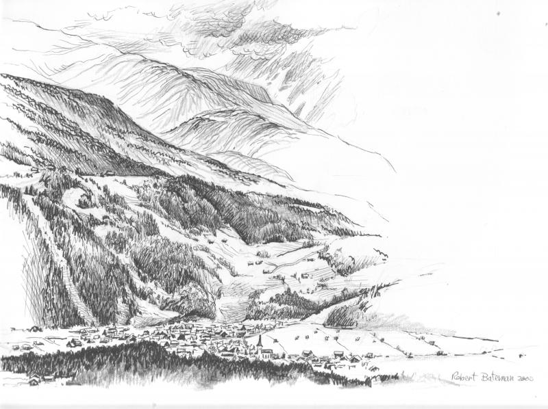 Robert Bateman Alpine Village