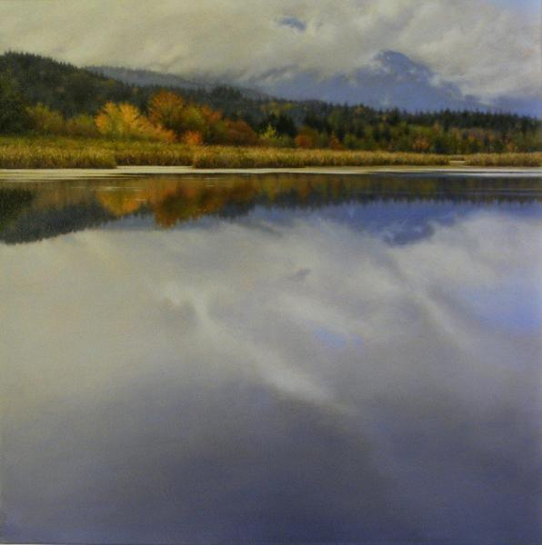 Ray Ward Autumn Reflections