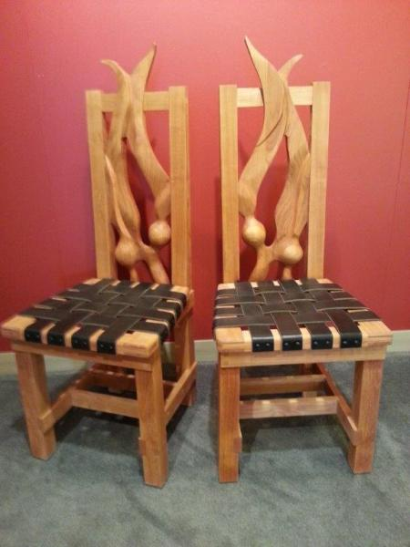 Don Bastian Kelp Chair One & Two  (Each)