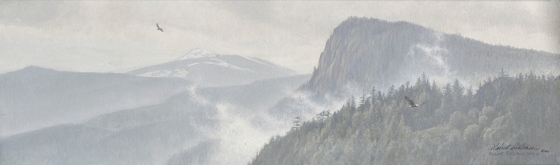 Robert Bateman Thinking Like a Mountain