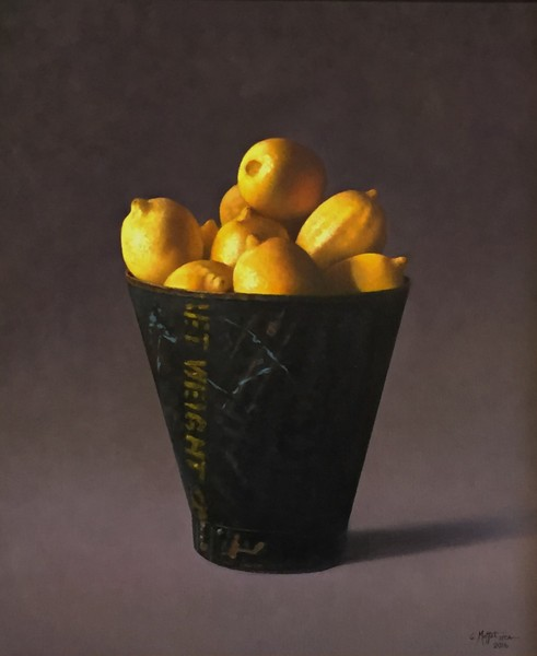Catherine Moffat The Lemon Bucket