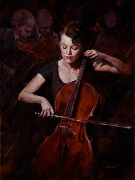 Clement Kwan Cellist