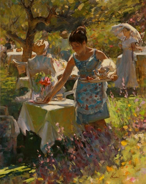 Clement Kwan Tea Time