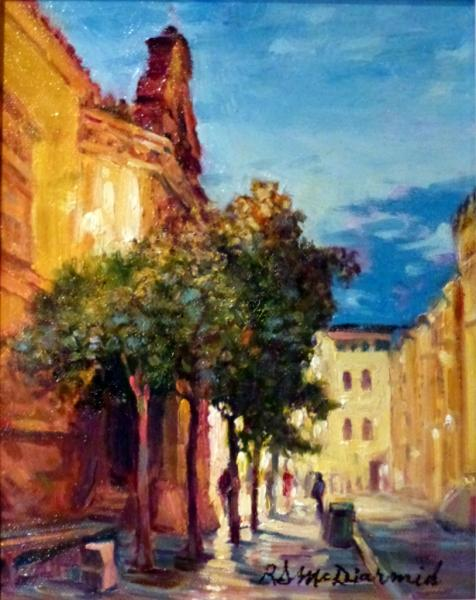 Richard McDiarmid Cordoba Evening