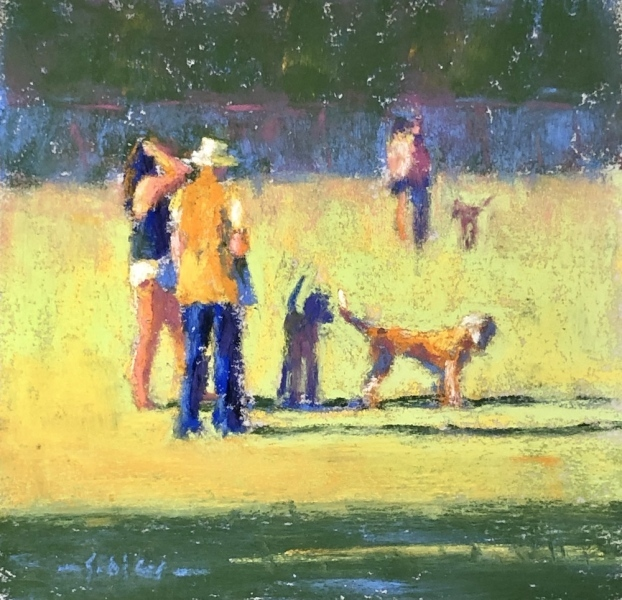 Gail Sibley Off Leash