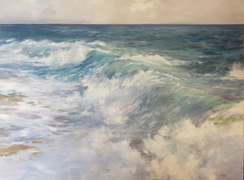Deborah Tilby A Beautiful Sea