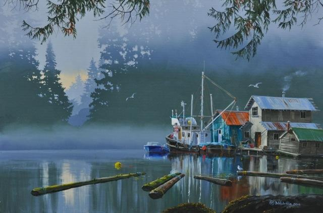 Mark Hobson Floating Neighbours