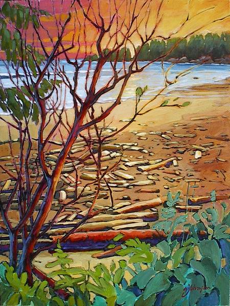 Gail Johnson Florencia Bay Beach II