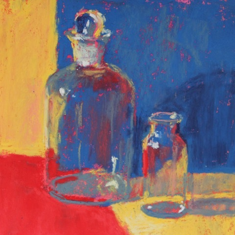 Gail Sibley Two Bottles