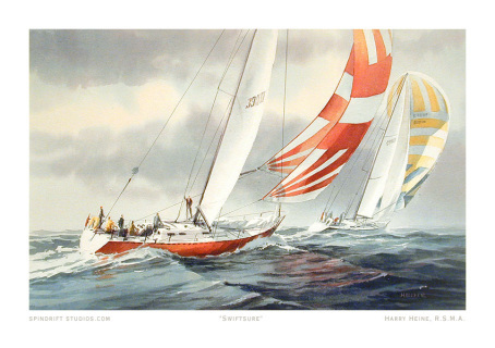 Harry Heine Swiftsure