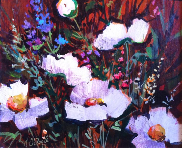 Nancy O'Toole Hornby Poppies