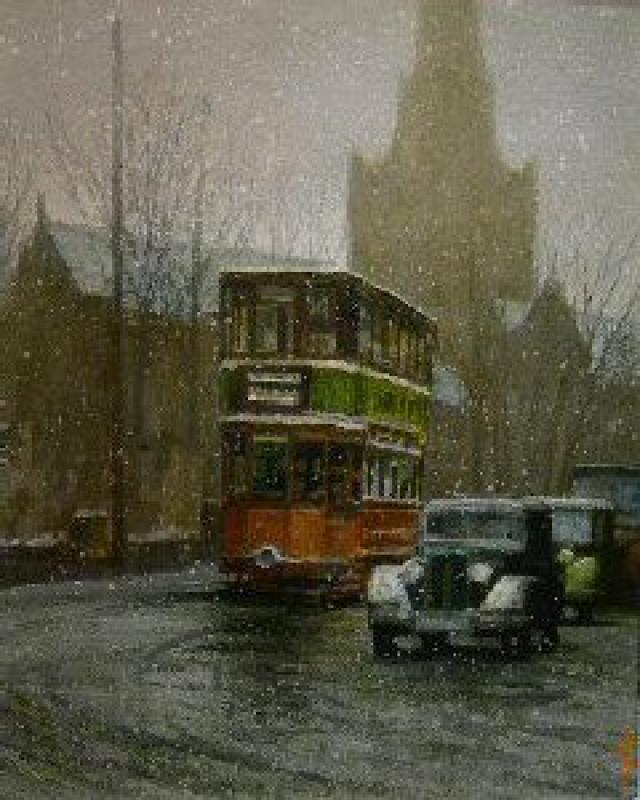 Alan Wylie Through Sleet & Snow