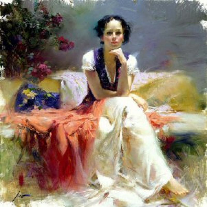 Pino Daeni First Glance