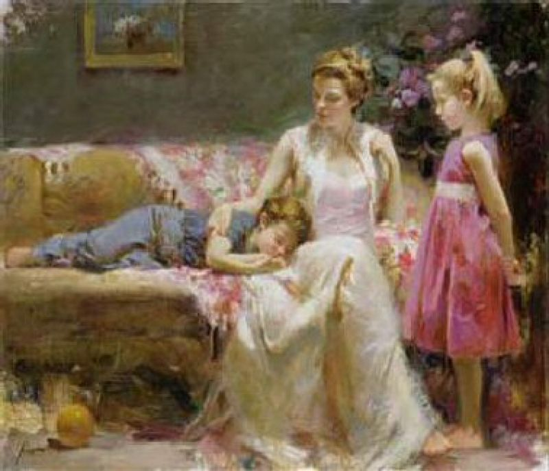 Pino Daeni A Time To Remember