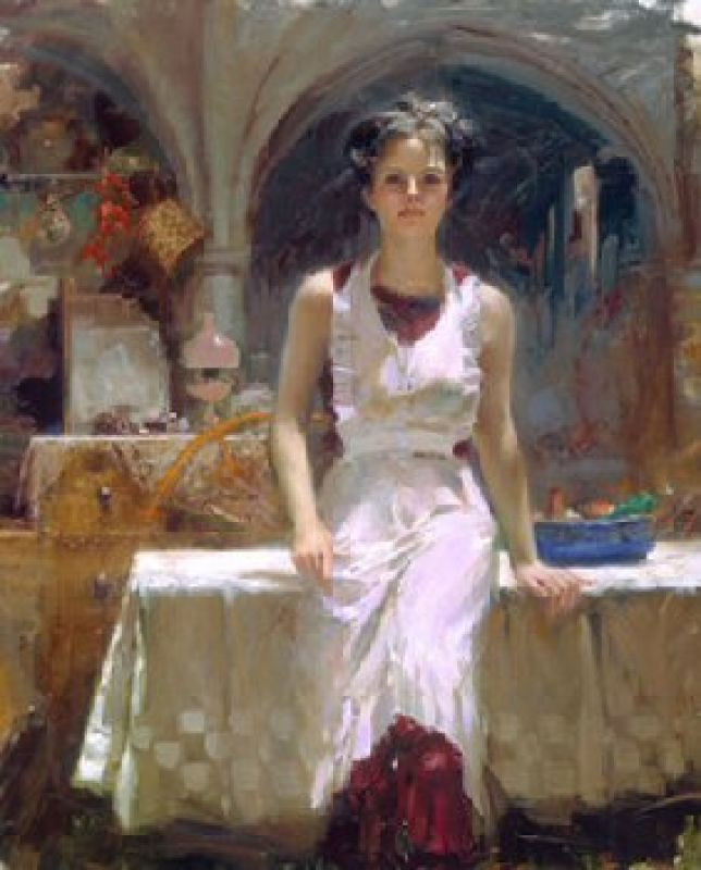 Pino Daeni Debra Revisited