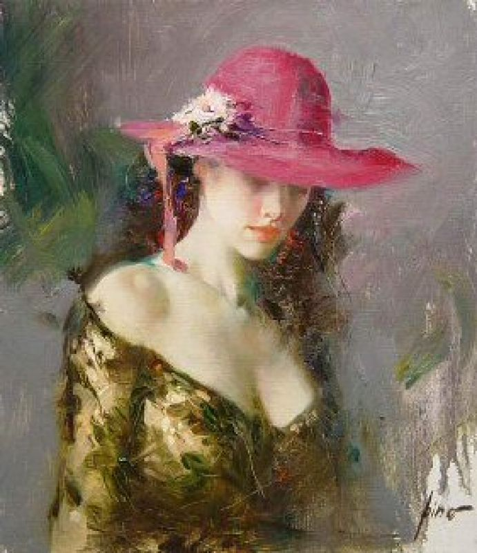 Pino Daeni Evening Out