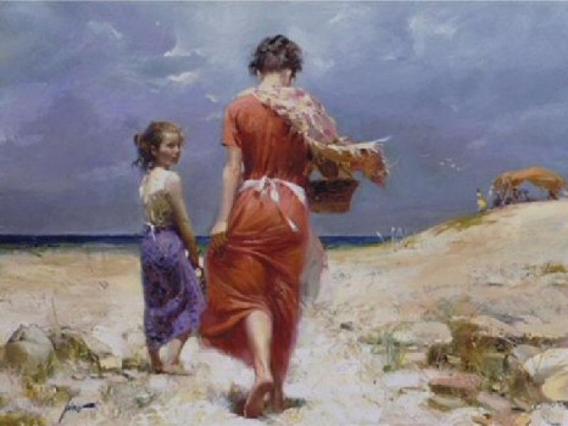 Pino Daeni Summer Retreat