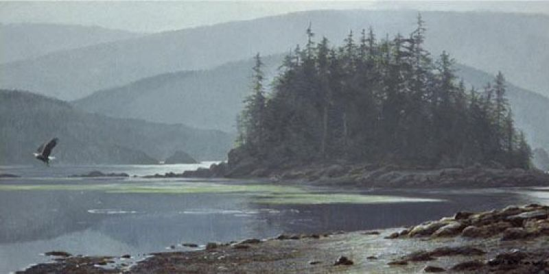 Robert Bateman Along the Coast