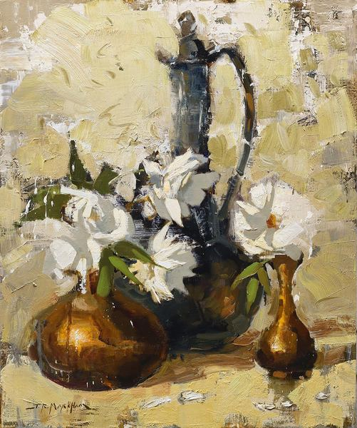 Jerry Markham Flowers & Pots
