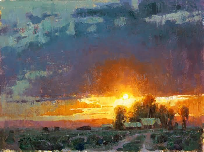 Jerry Markham Sunset Crescendo