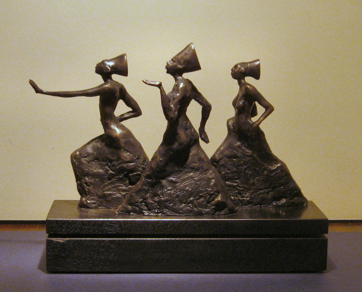 Jack Kreutzer 3 Wise Women
