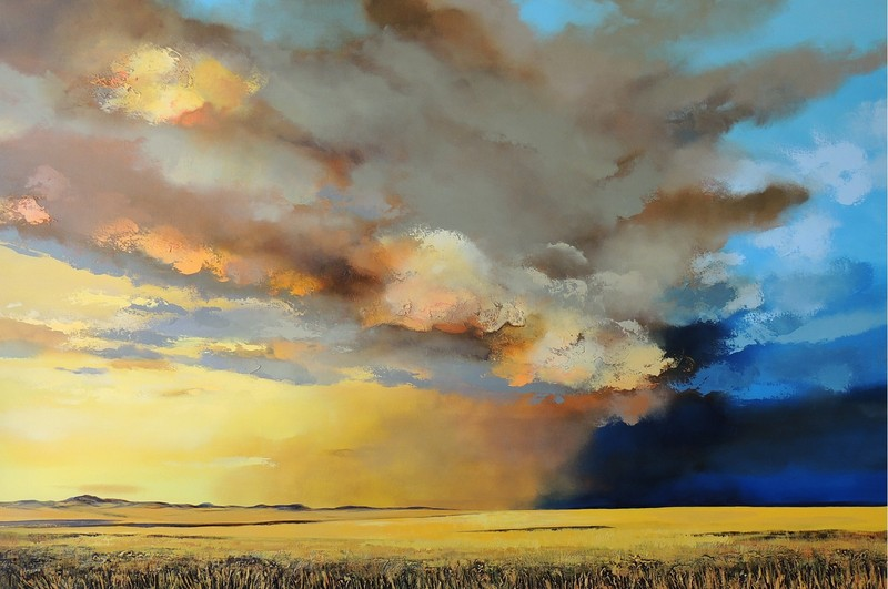 Kathryn Amisson Over the Foothills