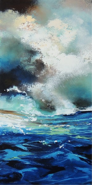 Kathryn Amisson Shades of Blue