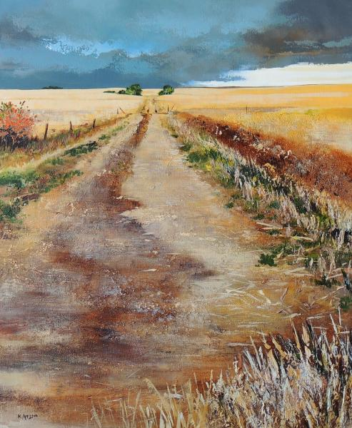 Kathryn Amisson The Old Way Home