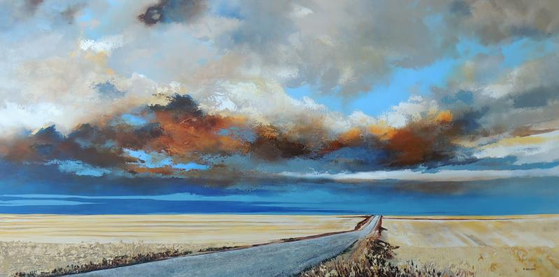 Kathryn Amisson The Road Not Taken