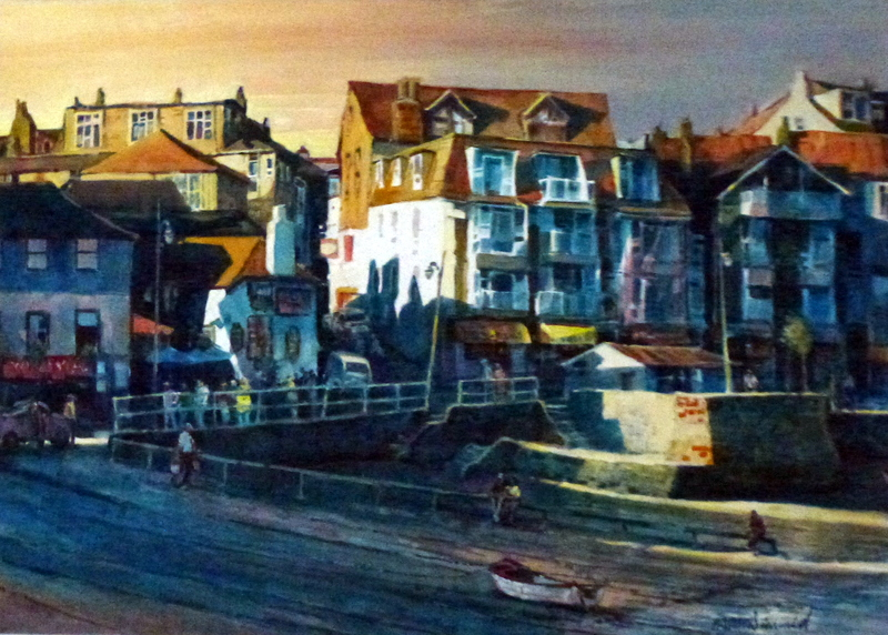 Richard McDiarmid Late Day - St. Ives