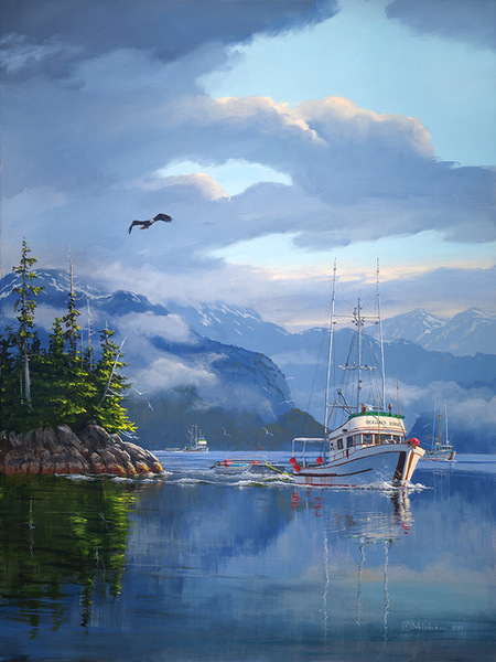 Mark Hobson Troller: Herring Season