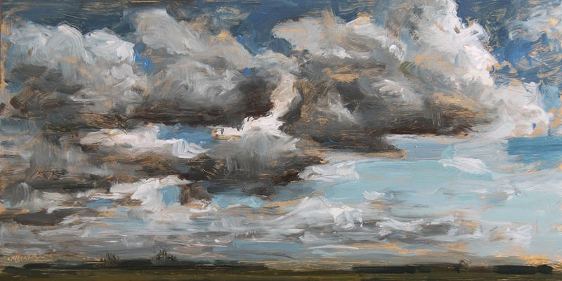Mel Williamson Clouds Lifting