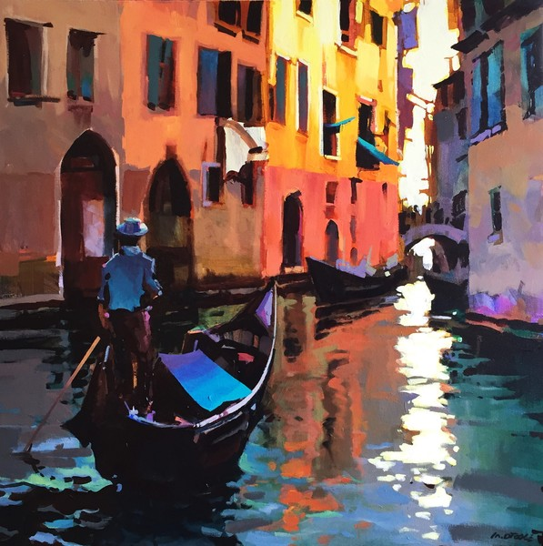 Michael O'Toole Venice in Full Beauty