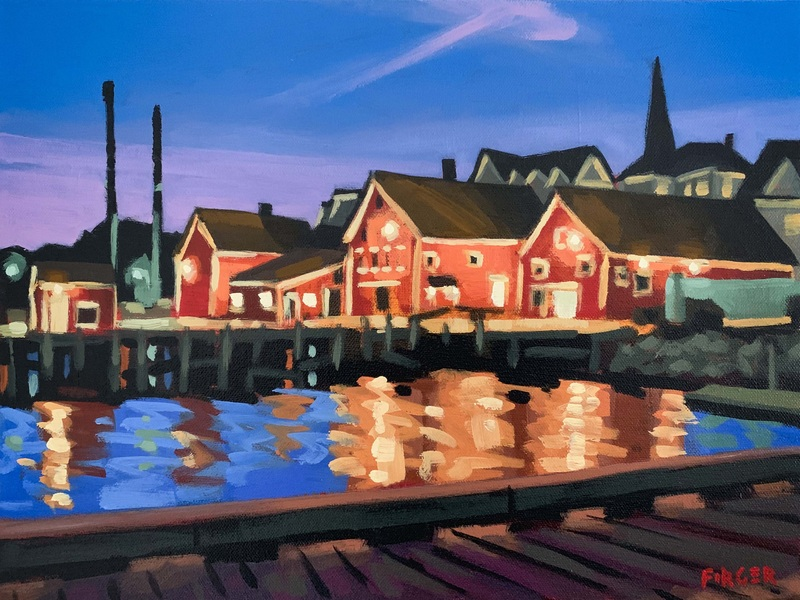 Chris Firger Mid Summer Glow (Lunenburg)