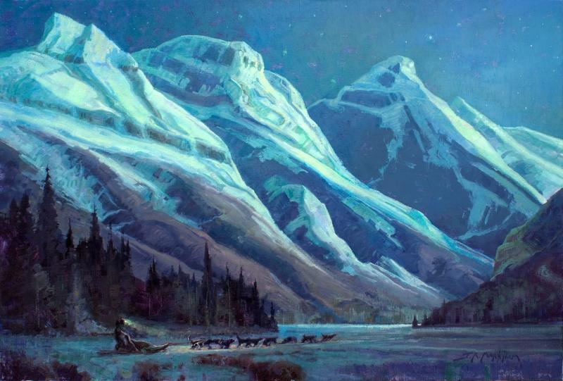 Midnight Glow by Jerry Markham