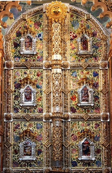 Jewelled Door    by Monica Reekie
