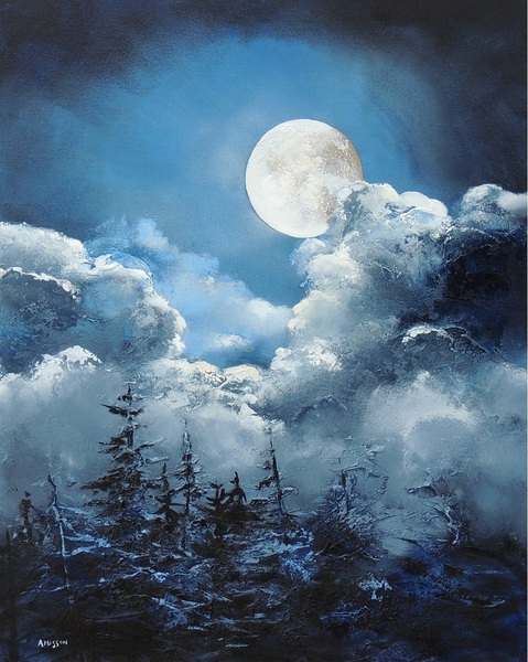 Kathryn Amisson Moon Majesty