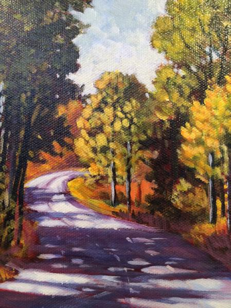 Janice Robertson Nutsford Road I
