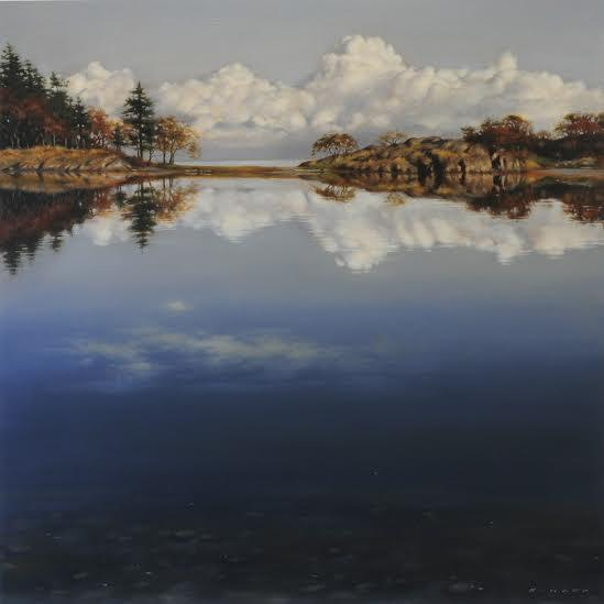 Ray Ward Calm Shadows, Piper's Lagoon