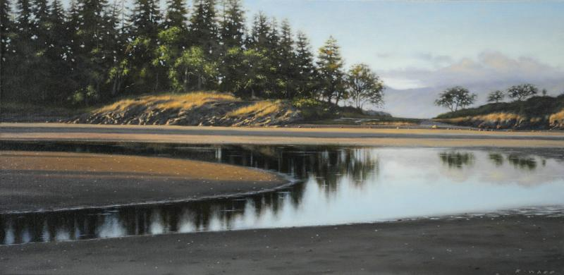Ray Ward Returning Tide, Piper's Lagoon