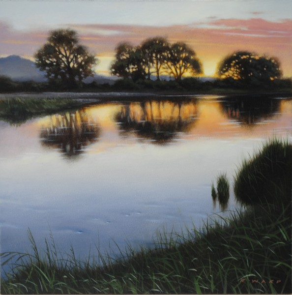Ray Ward September Evening Light