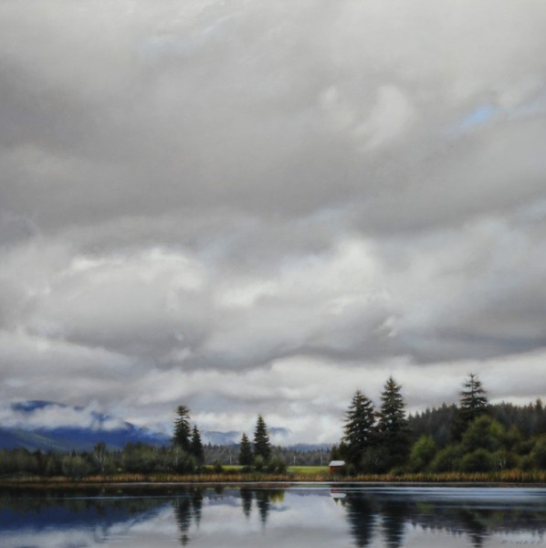 Ray Ward September Reflections, Cowichan Valley