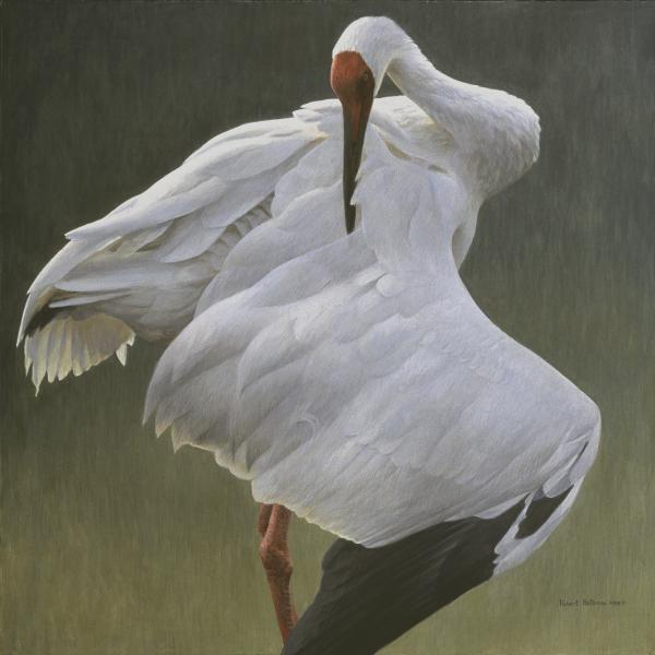 Robert Bateman Defensive Stand