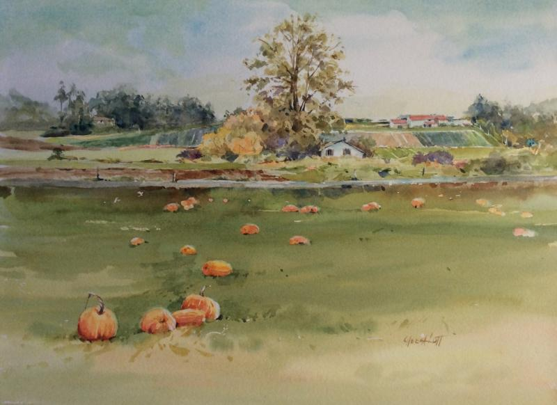 Sheena Lott Michell's Farmland