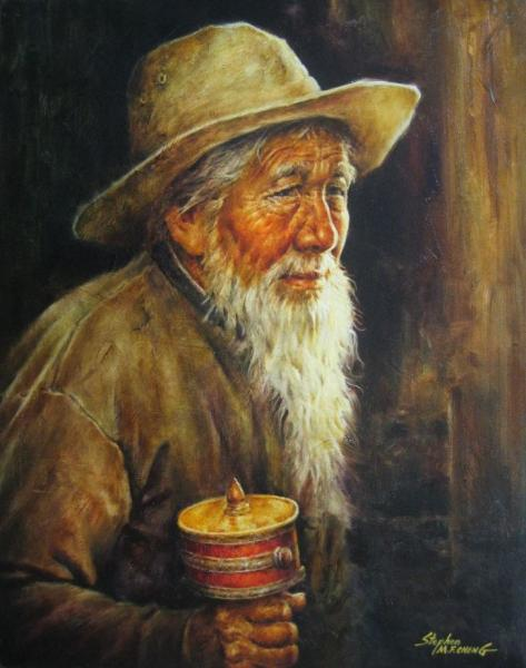 Stephen Cheng Old Man