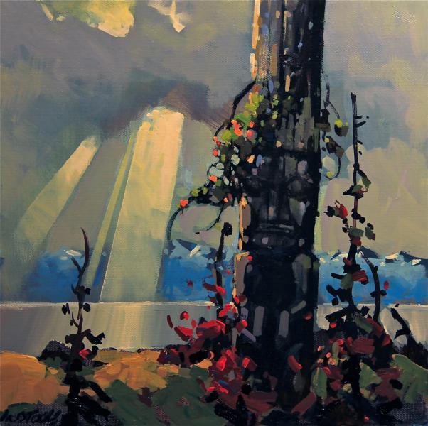 Storm Break - Haida Gwaii • Michael O'Toole • Peninsula Art ...