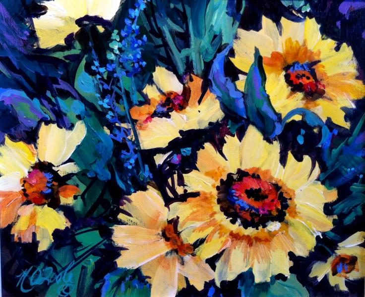 Nancy O'Toole Sunflower Series #2