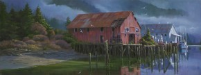Mark Hobson Old Port Albion Cannery