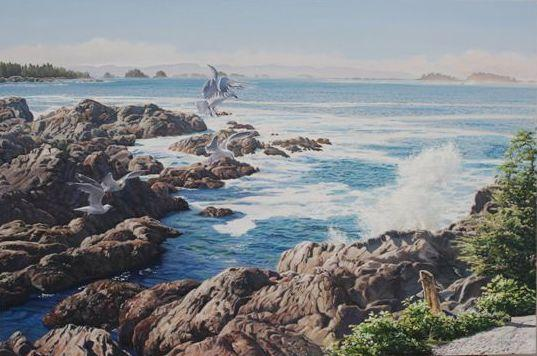 Tim Hall The Wild Pacific Trail